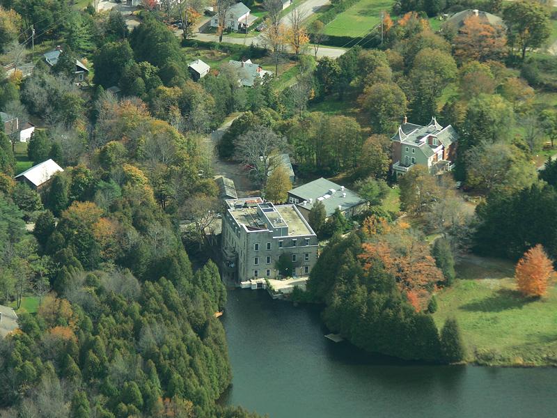 Spas of America Selects Millcroft Inn  Spa as 700th Spa
