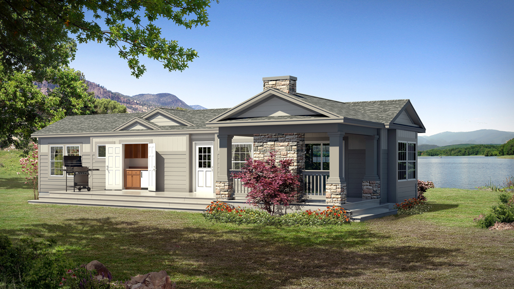 Factory Expo Home Centers to Exhibit a Mobile Home in 5th