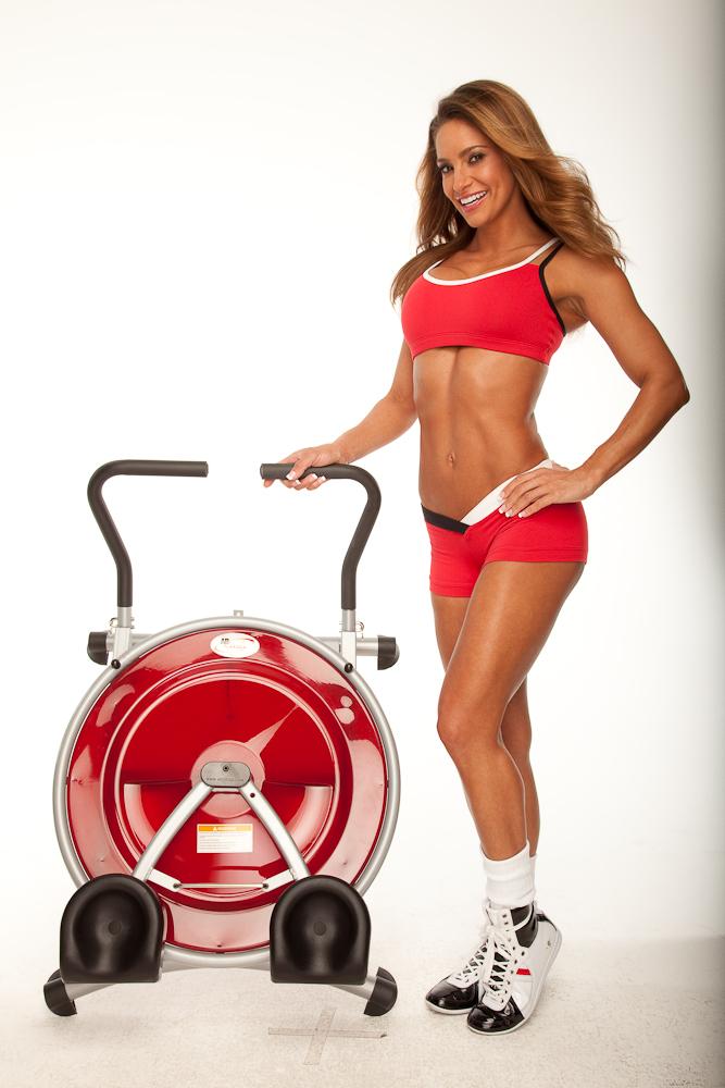 Super Fitness Model  Celebrity Jennifer Nicole Lee Makes Special HSN Appearance 1 Secret Six