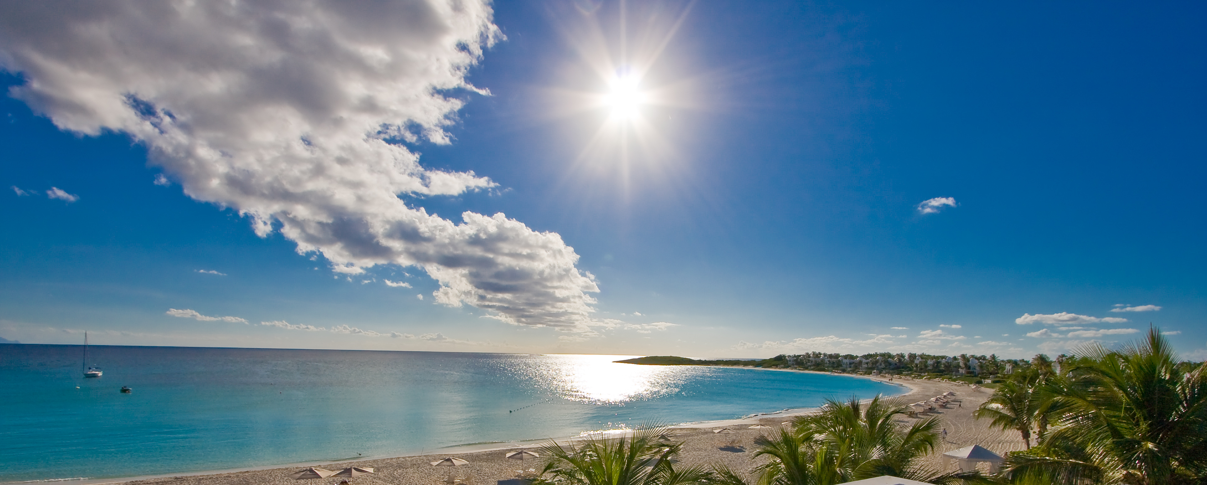 Cap Juluca Resort on Anguilla in the Caribbean  Offers Packages Free Nights Free Caribbean
