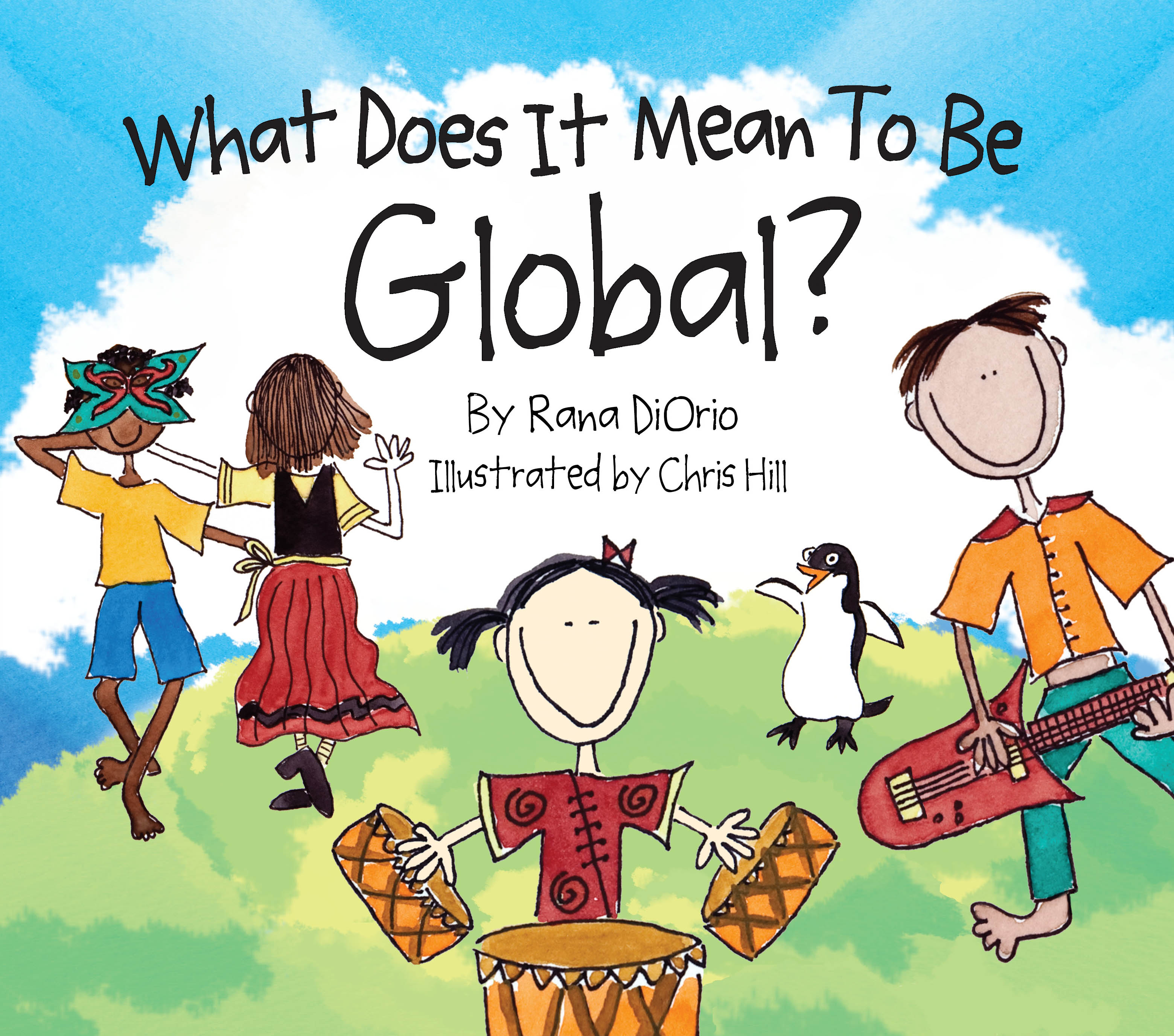 What Does It Mean To Be Global Little Pickle Press