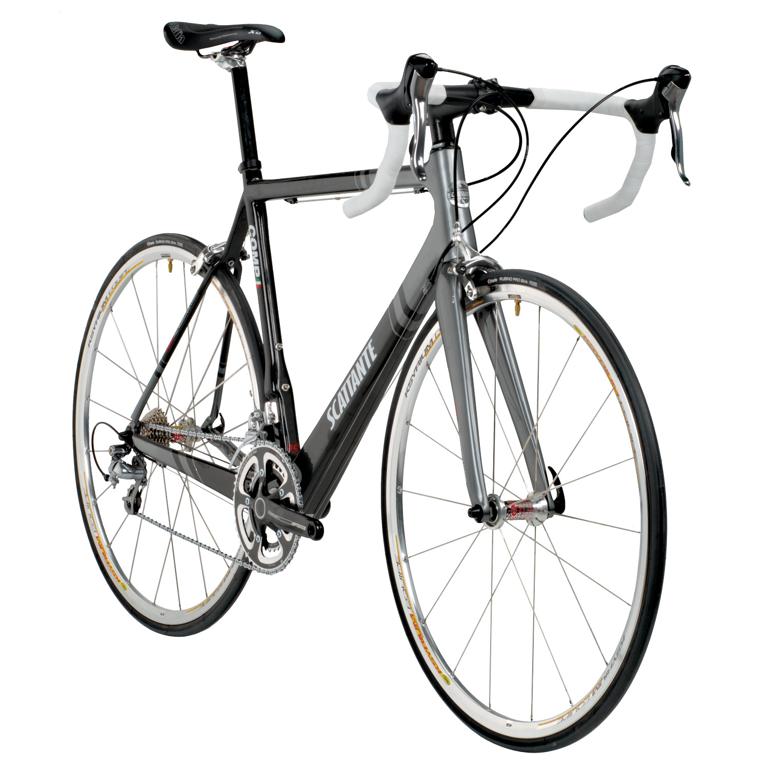 Scattante Breaks New Ground With Super Lightweight Carbon