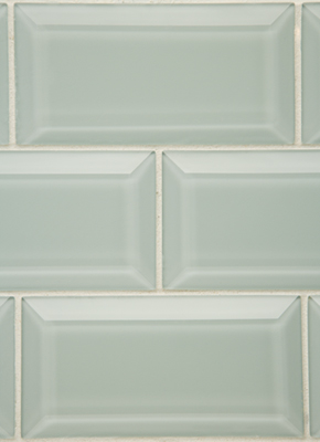 beautiful collection of glass subway tile with a beveled edge introduced by anchorbaytile