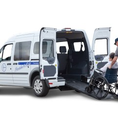 Wheelchair Transport Posture Chair Uk 2015 Ford Transit Lift Van Autos Post