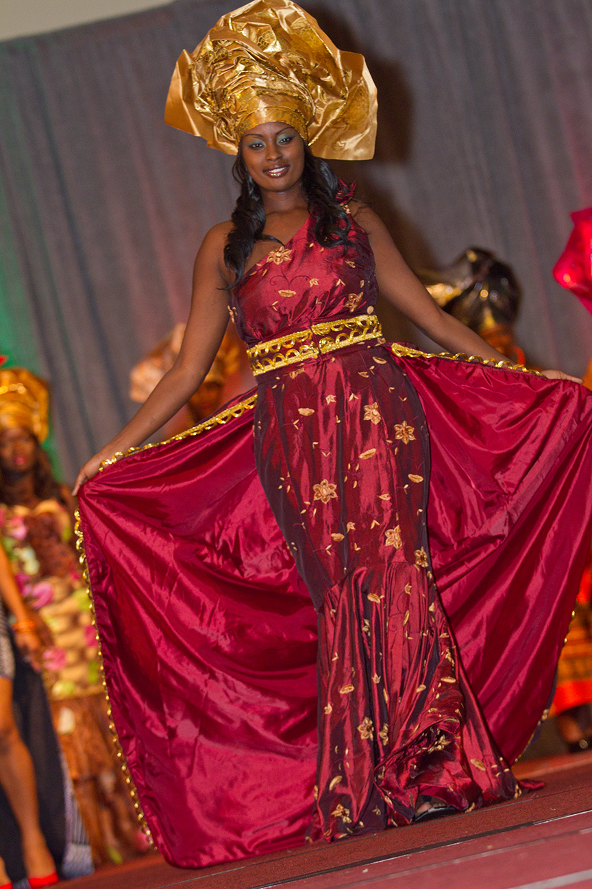 TeKay Designs Releases Zuri Collection at African Gala Extravaganza