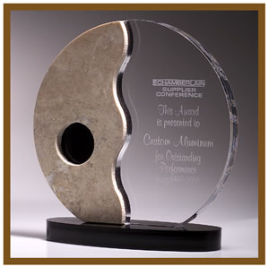 1000 New Award Trophies for Corporate America