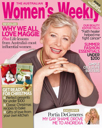 There's Something for Everybody in the November Issue of The Australian Women's Weekly