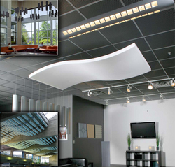 Acoustical Solutions Introduces New Collection Of Hanging Acoustic Baffles