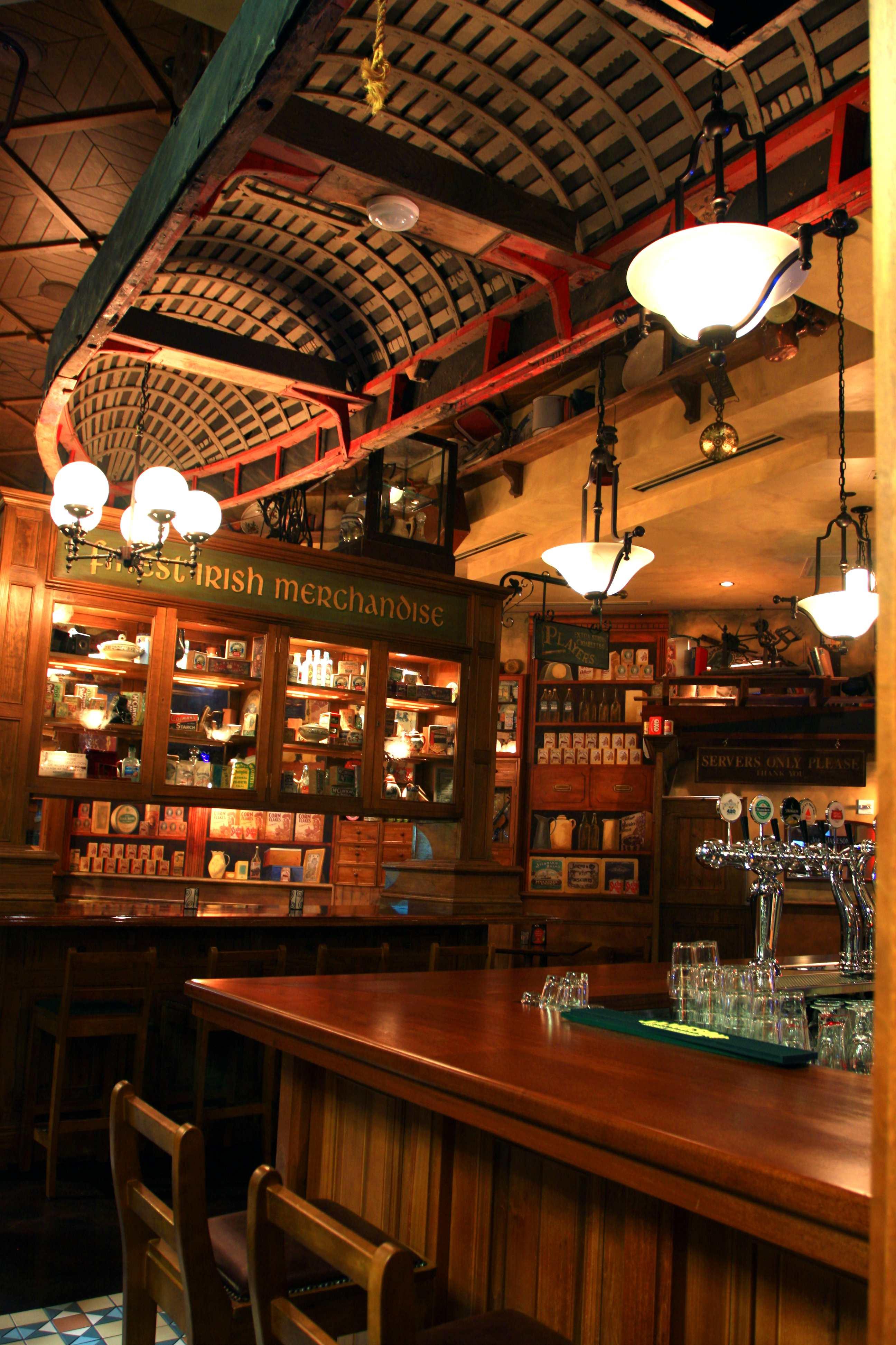 The Event Management Team at Buckheads Fado Irish Pub