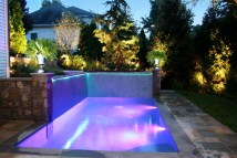 Glass Tile Swimming Pool Design Earn Jersey Based