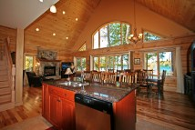 1867 Confederation Log & Timber Frame Homes Showcase