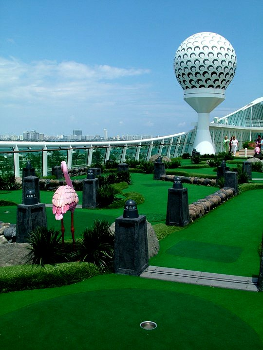 Article Detailing Luxurious Golf Cruise Vacation to Championship Caribbean Golf Courses Coming