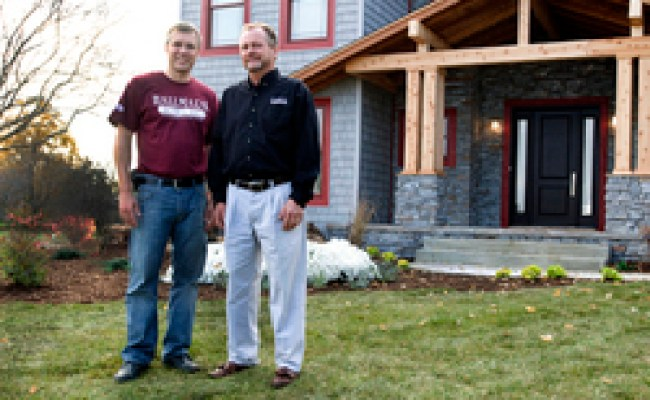 Indiana Home Builder Earns Coveted Angie S List Super