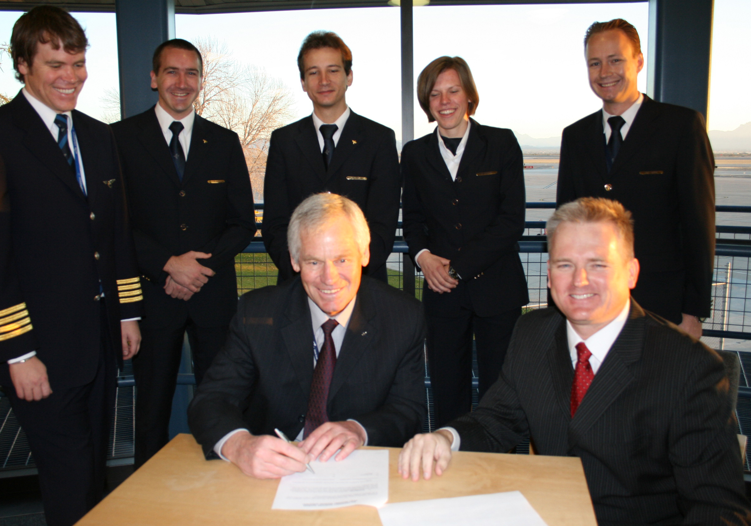 APS Upset Recovery Training Selected by KLM Flight Academy