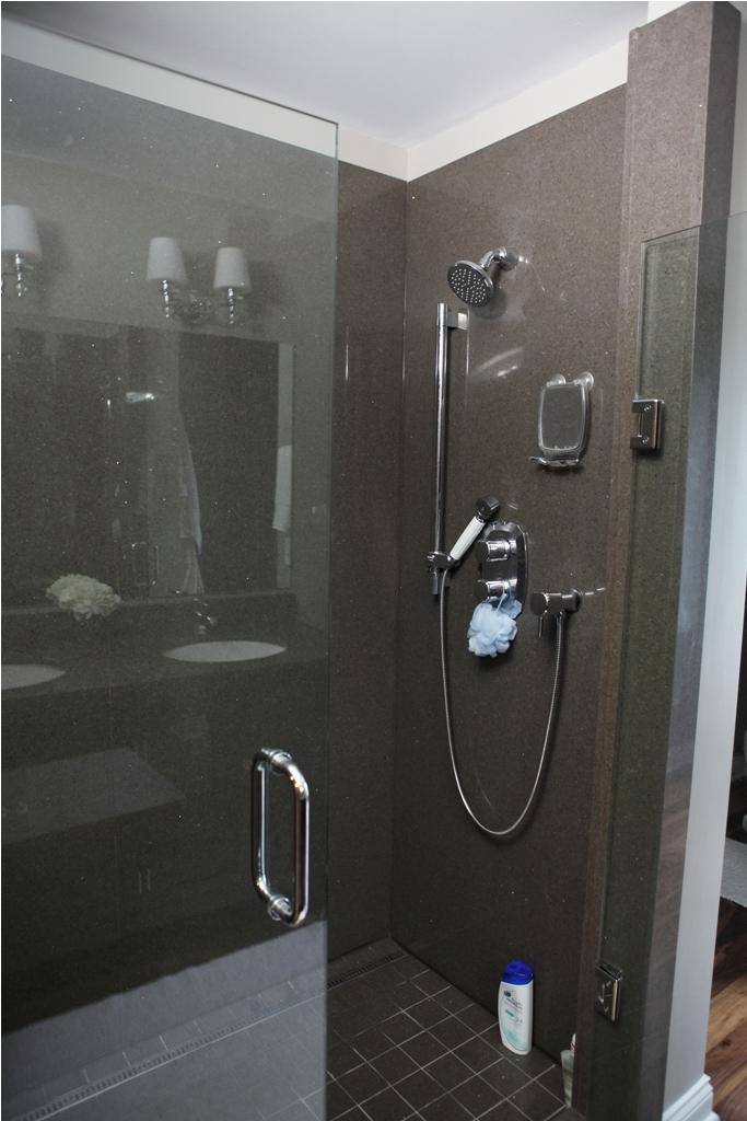 Shower Door Installation Featured on DIY Network in Time
