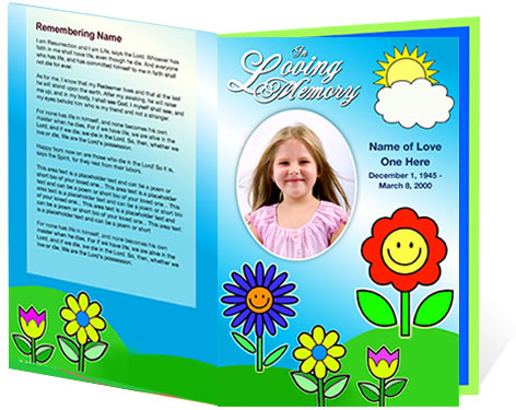 New Funeral Program Customization Services Create Lasting Memorials For Families