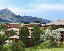 Cheyenne Mountain Resort Colorado Springs