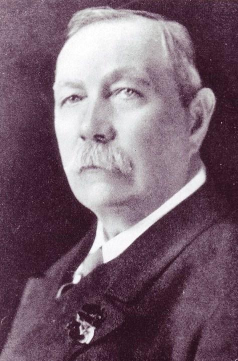New Book Tells The Story Of Arthur Conan Doyles Murder
