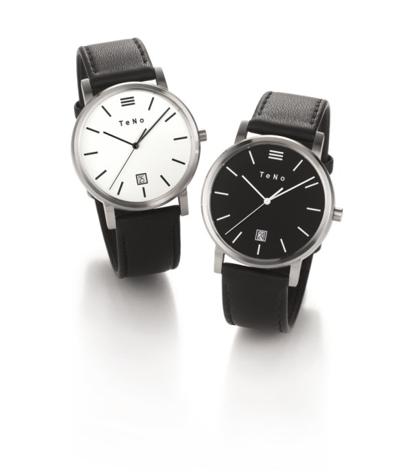Teno Stainless Steel Announces Contest Win Watch
