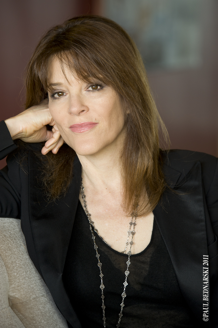 Acclaimed Spiritual Teacher Marianne Williamson To Join