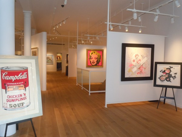 Martin Lawrence Galleries Completes 2 000 Renovation Of Flagship Soho Location Fine Art