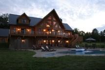 Timber Block Log Homes