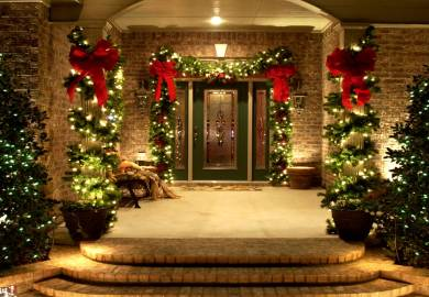 Classy Outdoor Christmas Decorations Ideas