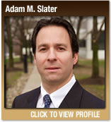 New Jersey Certified Civil Trial Attorney Adam Slater - Vaginal Mesh Lawsuits