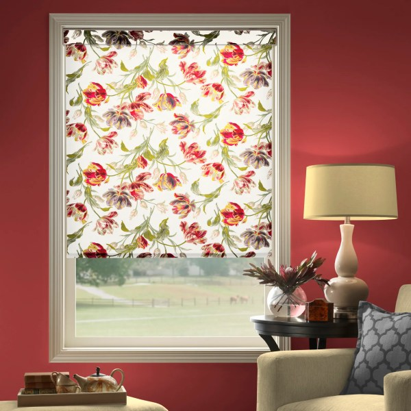 Printed Window Roller Shades