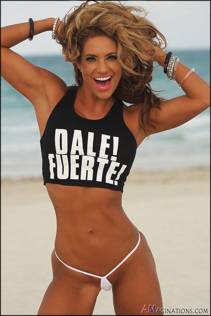International Fitness Celebrity & Super Model Turned Mega