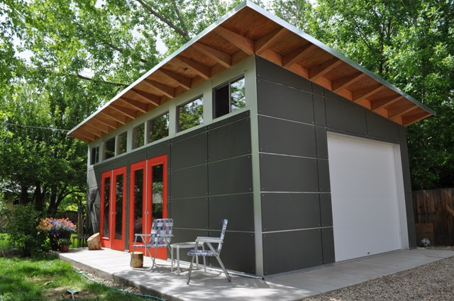 Record Sales Year for Studio Shed