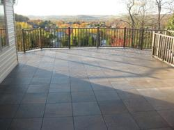 Structural Engineer Makes Calculated GratedeX Outdoor Flooring System Selection