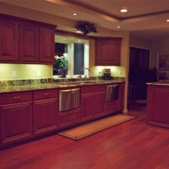 Under Kitchen Cabinet Lighting Options Shelving Afreakatheart