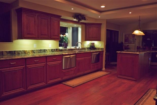 LED Lights Under Cabinet Lighting Kitchen