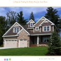 Quot top down quot color advice for selecting exterior colors for the home