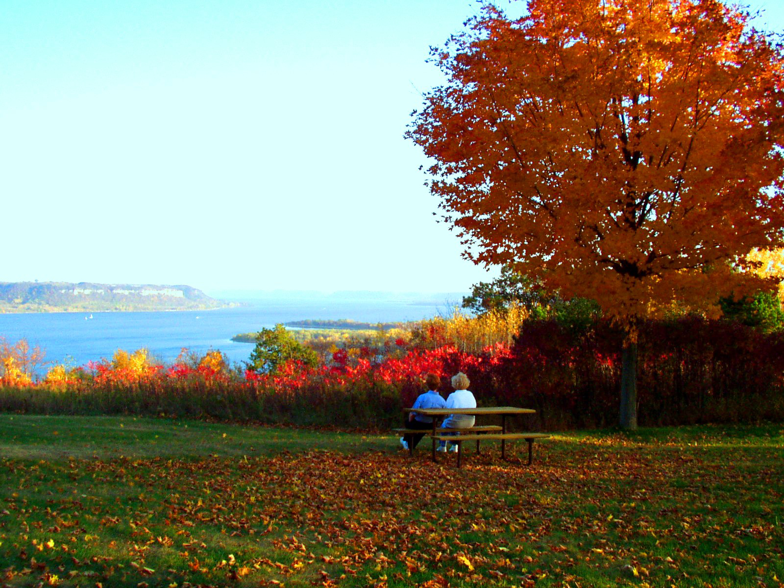 Scenic Fall Drive through Minnesota and Wisconsin  Enjoy to Paradise Landing