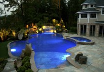 Inground Swimming Pool Design Ideas