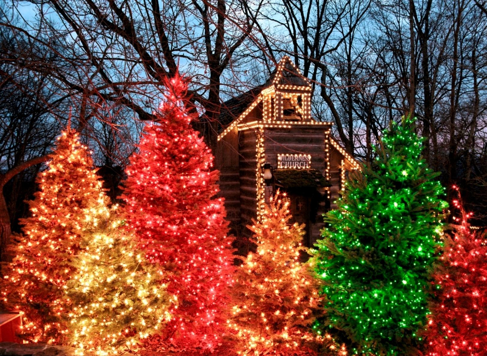 Christmas Light Out