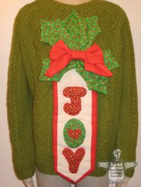 Ugly Christmas Sweater Door Decoration Ideas | www ...