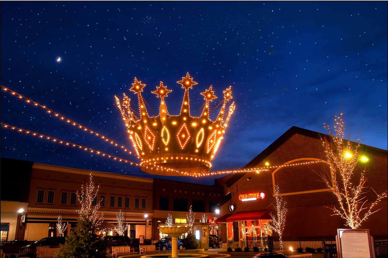 Lights City Plaza Kansas