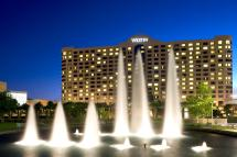 Westin Hotel Downtown Indianapolis Indiana