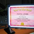 Funny office awards a fun alternative to christmas office party