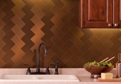 Backsplash Tiles For Kitchen Peel And Stick