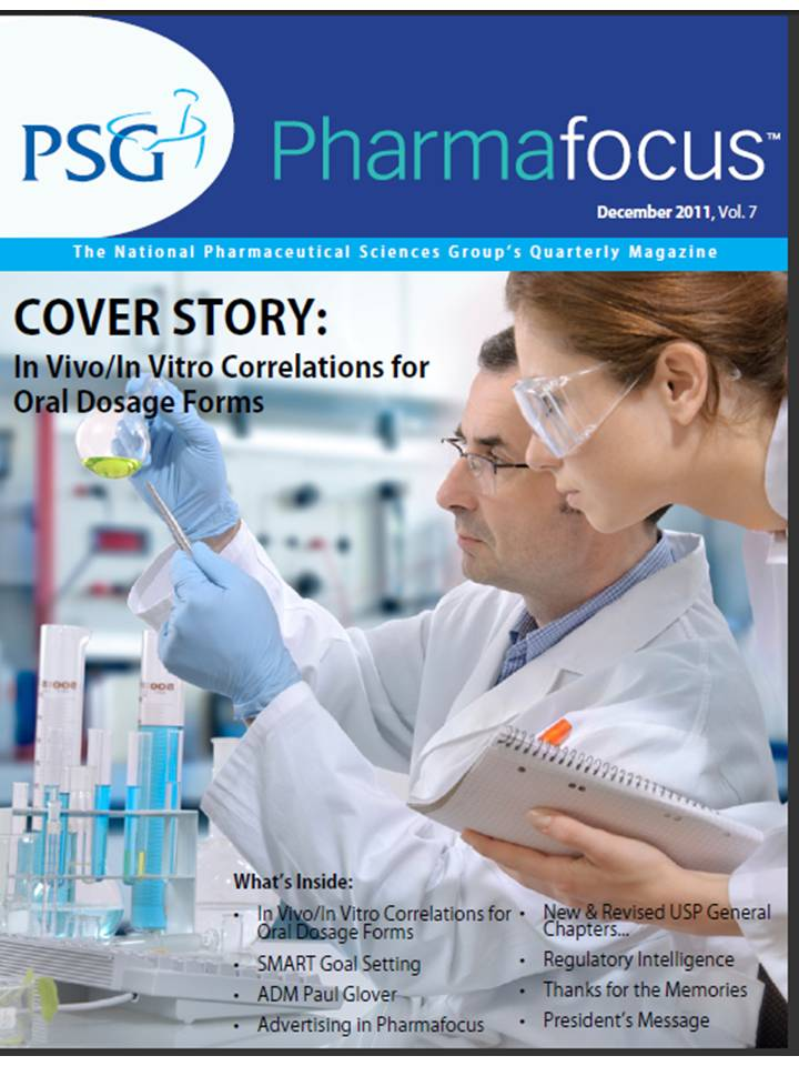 New Directions Publishes Article in Pharmafocus Magazine