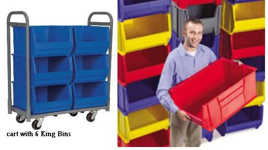 A Plus Warehouse Announces Free Storage Bins with Every