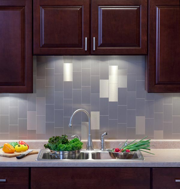 Kitchen Backsplash Project Kits From BacksplashIdeascom