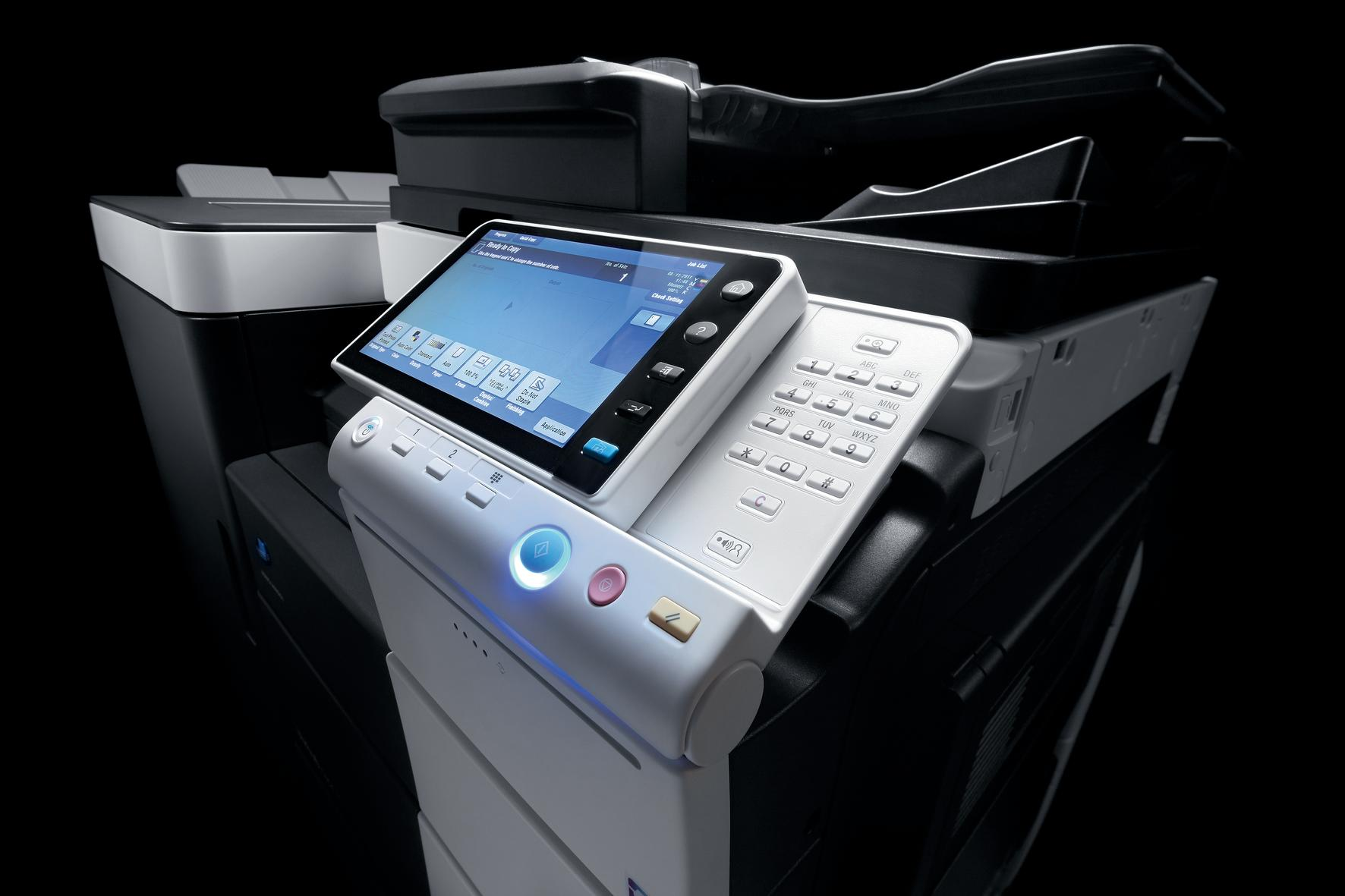 Konica Minolta Launches bizhub C754/C654 Color MFP Series