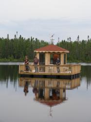 Do it Yourself Website Gizmoplans Releases Floating DIY