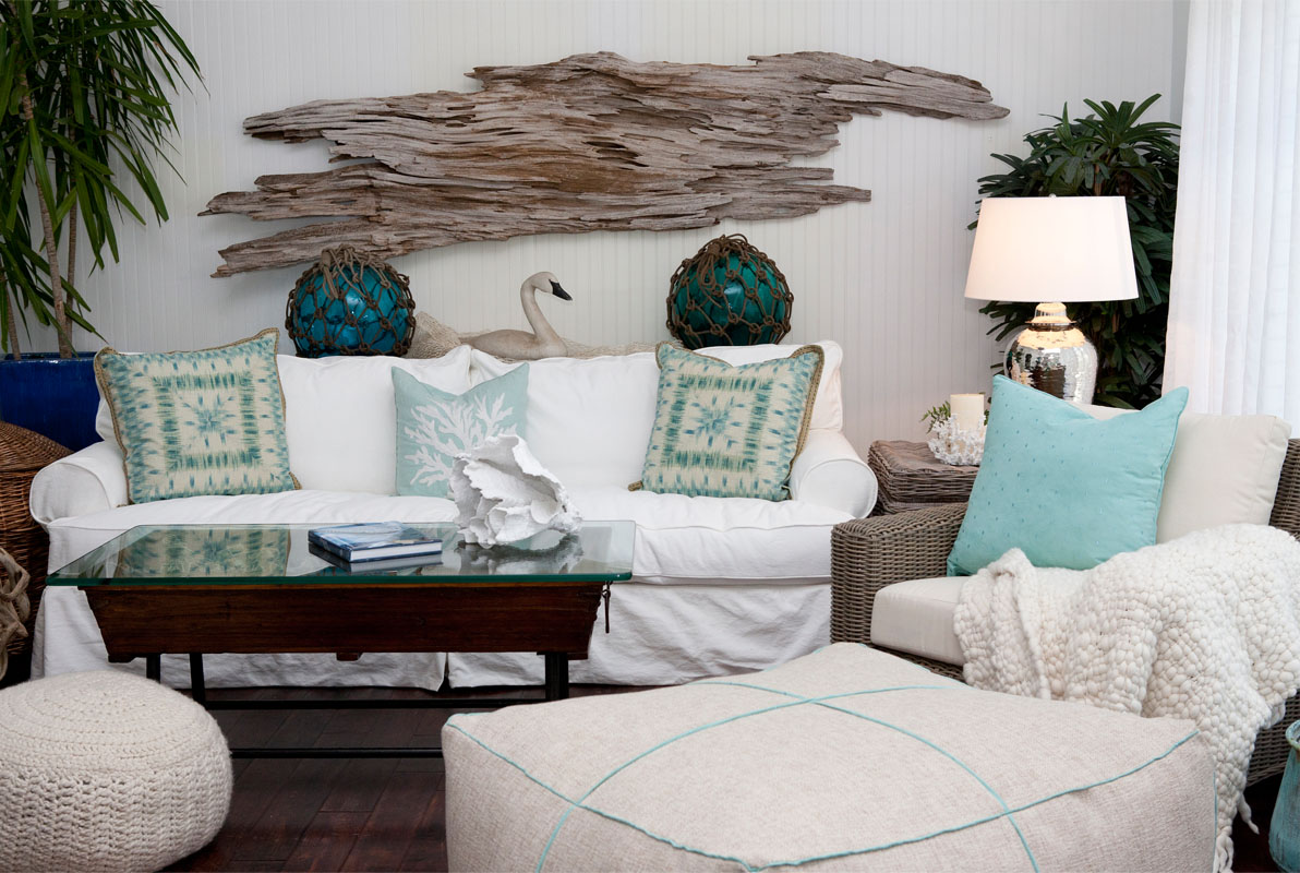 beach house sofa slipcover lazy sofas coastal style home decorating ideas
