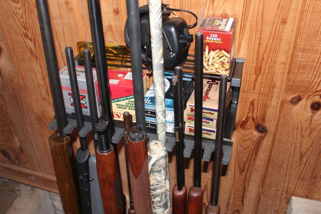 HYSKORER Announces an Expanded Line of Gun Storage
